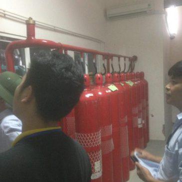 Bảo quản, bảo dưỡng bình chữa cháy