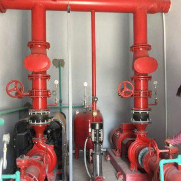 Dịch vụ bảo trì bảo dưỡng hệ thống chữa cháy