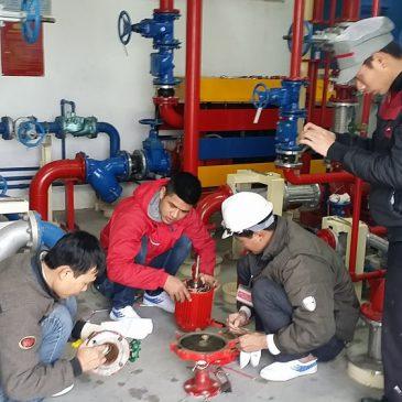 PCCC tại Đà Nẵng và cách bảo trì bảo dưỡng hệ thống