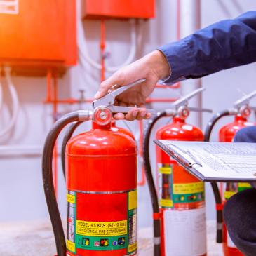 Kiểm định bình chữa cháy – Những vấn đề cần nắm rõ