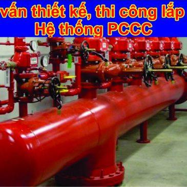 Tìm hiểu chi tiết về hệ thống phòng cháy chữa cháy