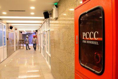 hệ thống pccc chung cư